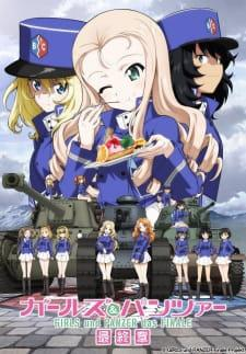 girls  panzer saishuushou part 2