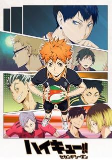 haikyuu second season