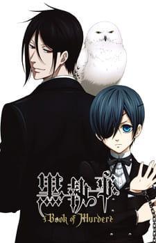 kuroshitsuji book of murder