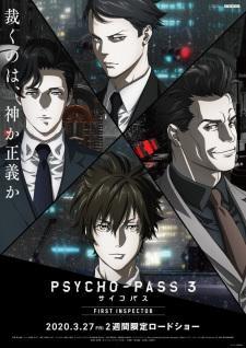 psycho pass 3 first inspector